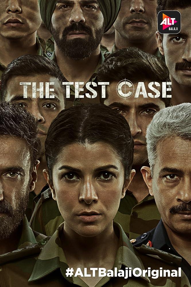 The Test Case Season 1 Complete