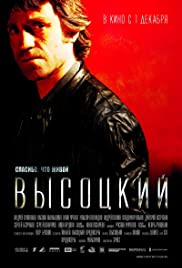 Vysotsky: Thank God I'm Alive Poster