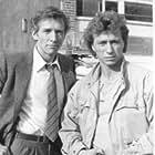 Scott Hylands and Jeff Wincott in Night Heat (1985)