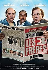Les trois frères, le retour Poster