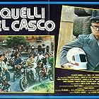 Paolo Panelli in Quelli del casco (1988)