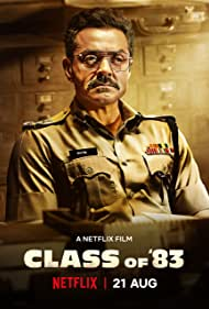 Bobby Deol in Class of 83 (2020)