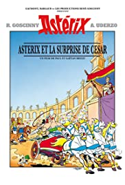 Asterix and Caesar Poster