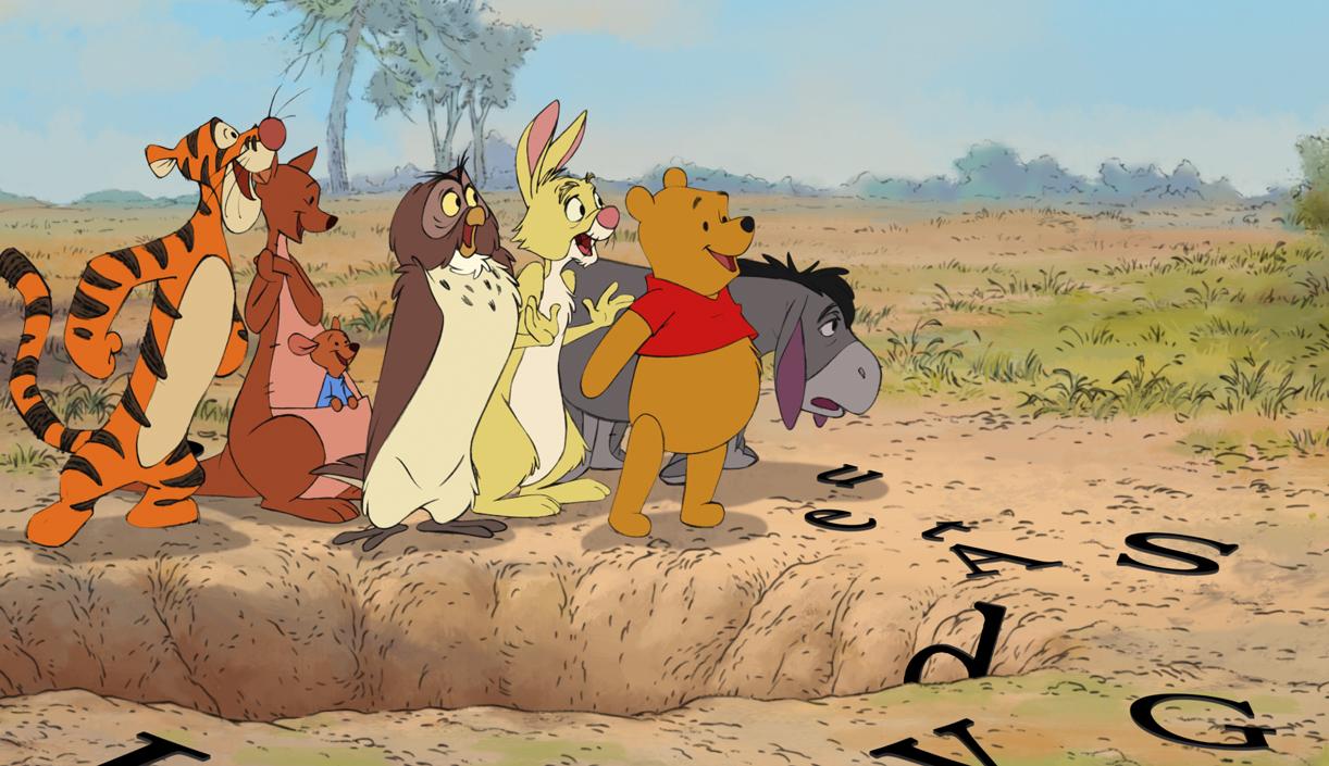 Winnie the Pooh (2011) - IMDb