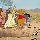 Jim Cummings, Craig Ferguson, Tom Kenny, Bud Luckey, Travis Oates, Kristen Anderson-Lopez, and Wyatt Dean Hall in Winnie the Pooh (2011)