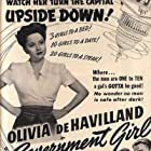Olivia de Havilland and Sonny Tufts in Government Girl (1943)