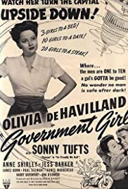 Government Girl (1943) Poster - Movie Forum, Cast, Reviews