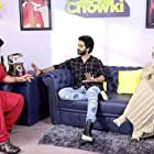 Shahid Kapoor, Shraddha Kapoor, and Sanket Bhosale in Baba Ki Chowki (2016)