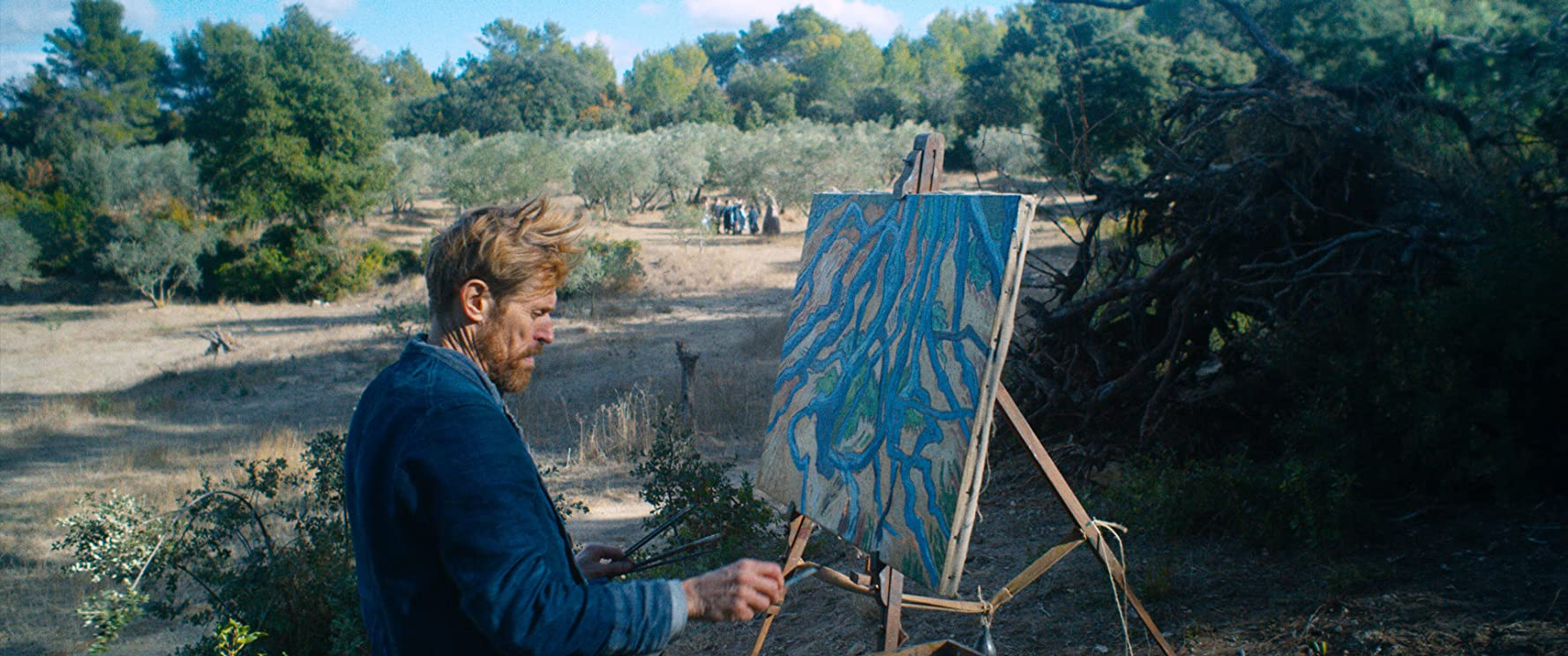 Willem Dafoe in At Eternity's Gate (2018)