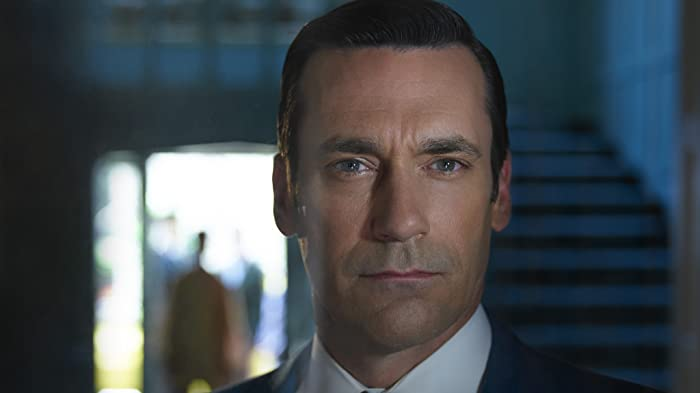 Jon Hamm in Mad Men (2007)