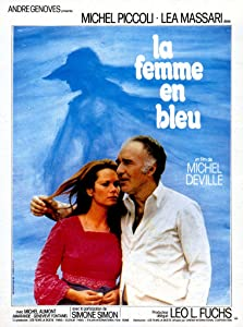 La femme en bleu France