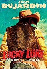 Jean Dujardin in Lucky Luke (2009)