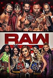 WWE Raw Poster