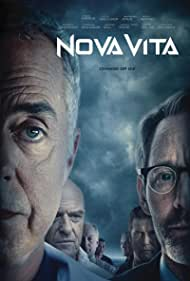 Stephen Baldwin, Raymond Cruz, Michel Gill, Dean Norris, and Titus Welliver in Nova Vita (2021)