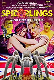 Spidarlings Poster