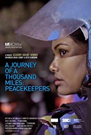 A Journey of a Thousand Miles: Peacekeepers Poster