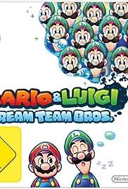 Mario & Luigi: Dream Team Poster