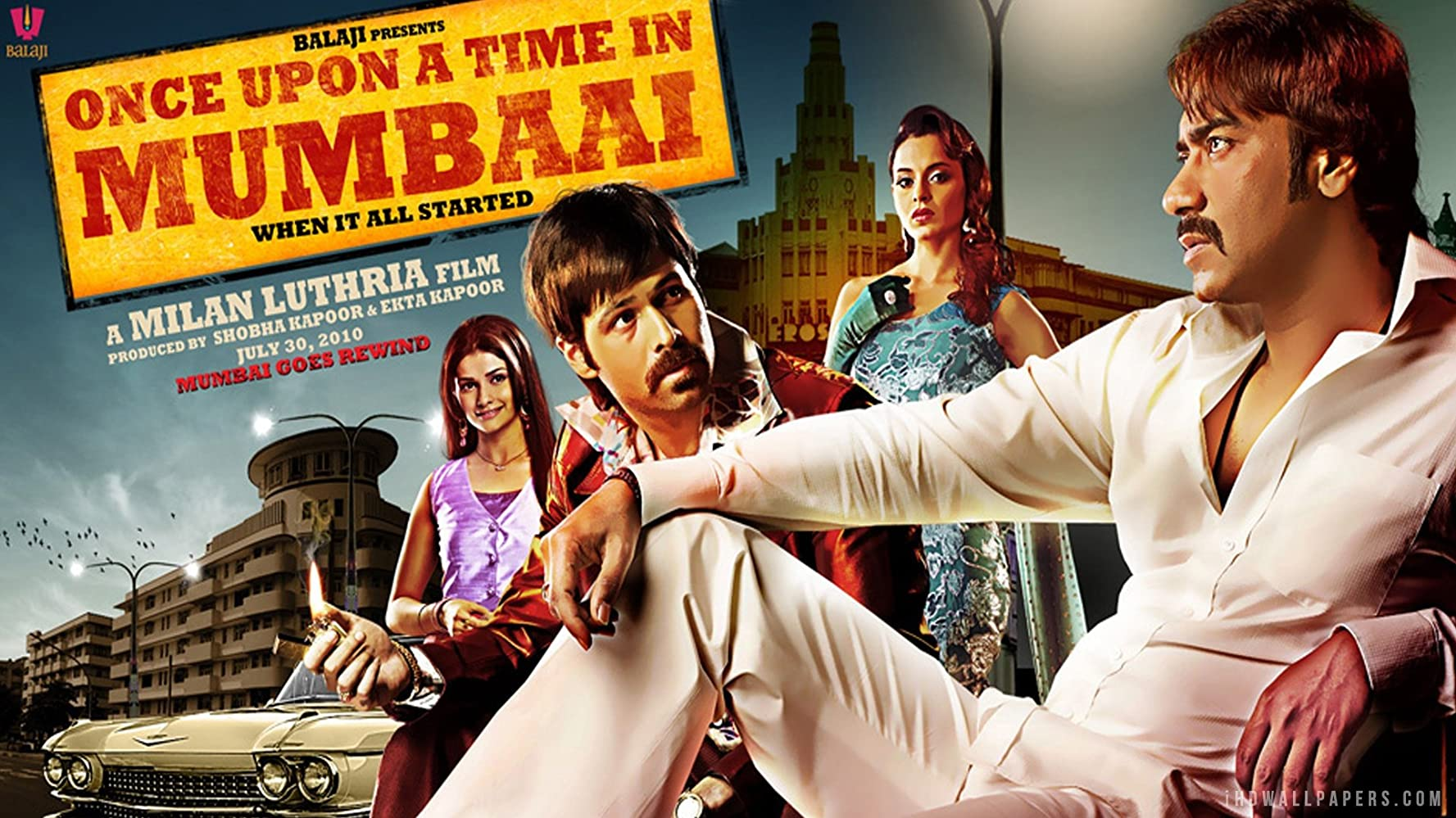 فيلم Once Upon A Time In Mumbai 2010 مترجم