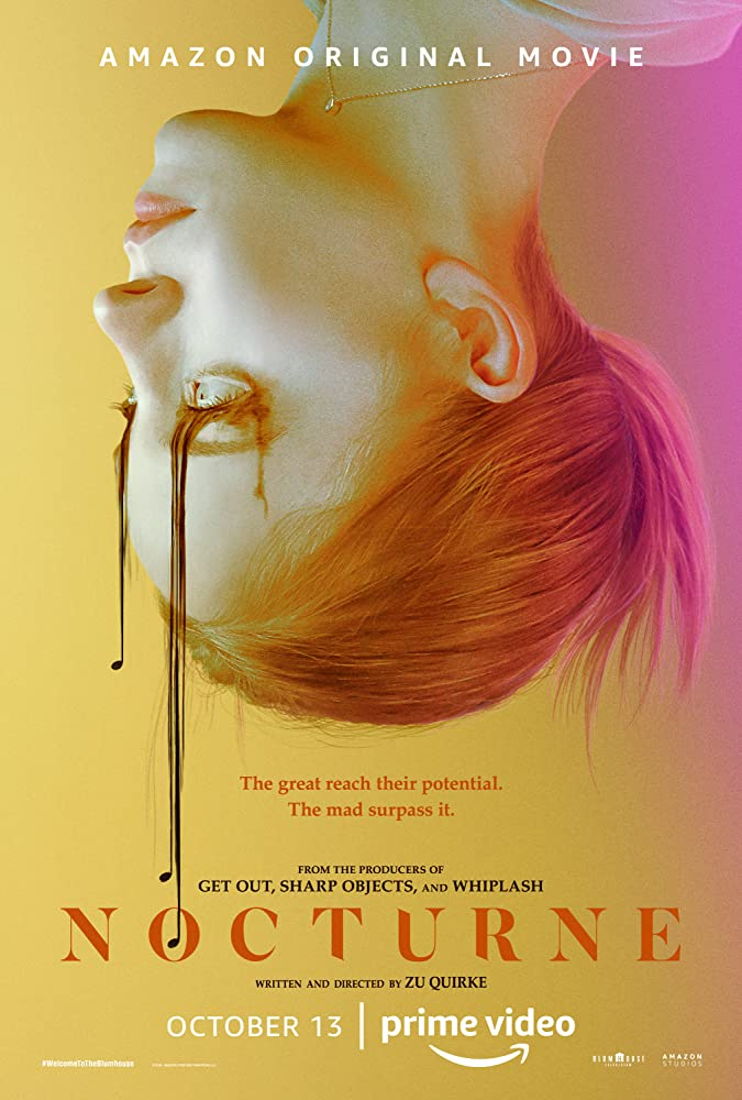 Nocturne 2020 English Movie 720p AMZN HDRip 800MB | 300MB ESubs x264 AAC