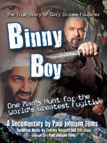 Binny Boy: One Man's Hunt for the World's Greatest Fugitive