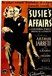 Susie's Affairs Poster