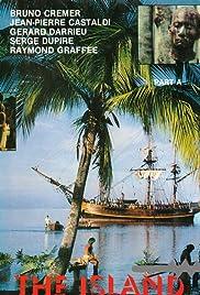 L'île Poster