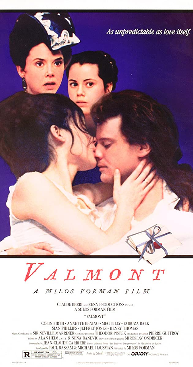 Subtitle of Valmont