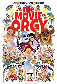 The Movie Orgy Poster