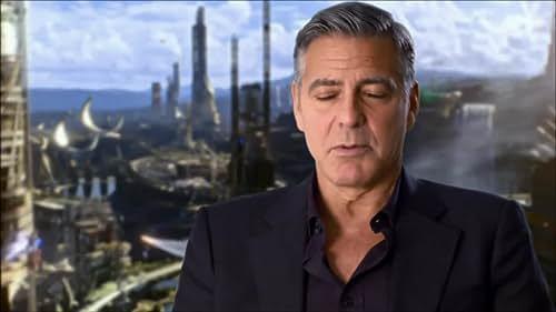 George Clooney on Tomorrowland