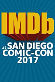 IMDb at San Diego Comic-Con 2017 Poster