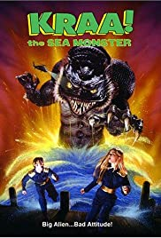 Kraa! The Sea Monster Poster