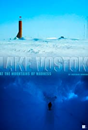 Lake Vostok. At the Mountains of Madness Poster