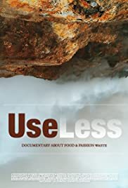 UseLess: documentary on food waste. Poster