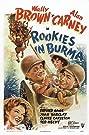 Rookies in Burma (1943) Poster