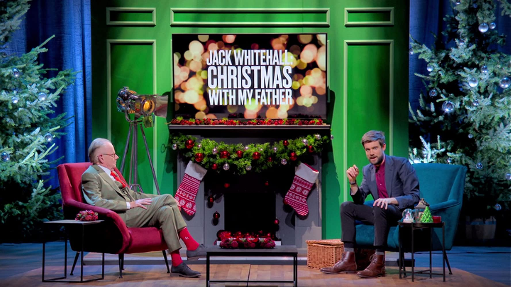 Jack Whitehall: Christmas with My Father (2019) Online Subtitrat