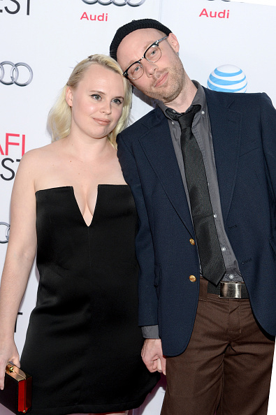 Joel Potrykus and Ashley Young