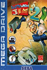 Earthworm Jim 2 Poster