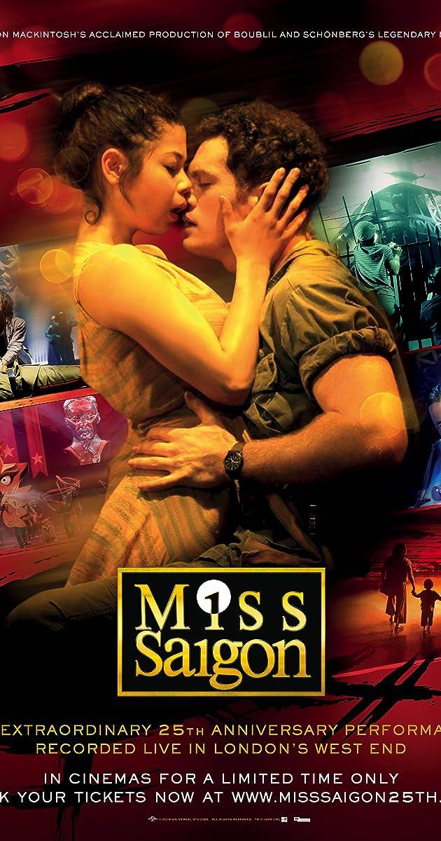 Subtitle of Miss Saigon: 25th Anniversary