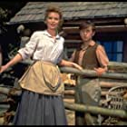 Tommy Kirk and Dorothy McGuire in Old Yeller (1957)