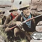 John Russell in Fort Massacre (1958)