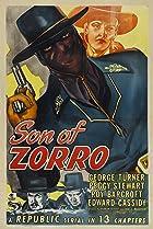 Son of Zorro (1947) Poster