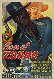 Son of Zorro Poster
