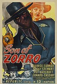 Primary photo for Son of Zorro