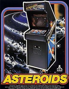 Asteroids Kazunobu Shimizu