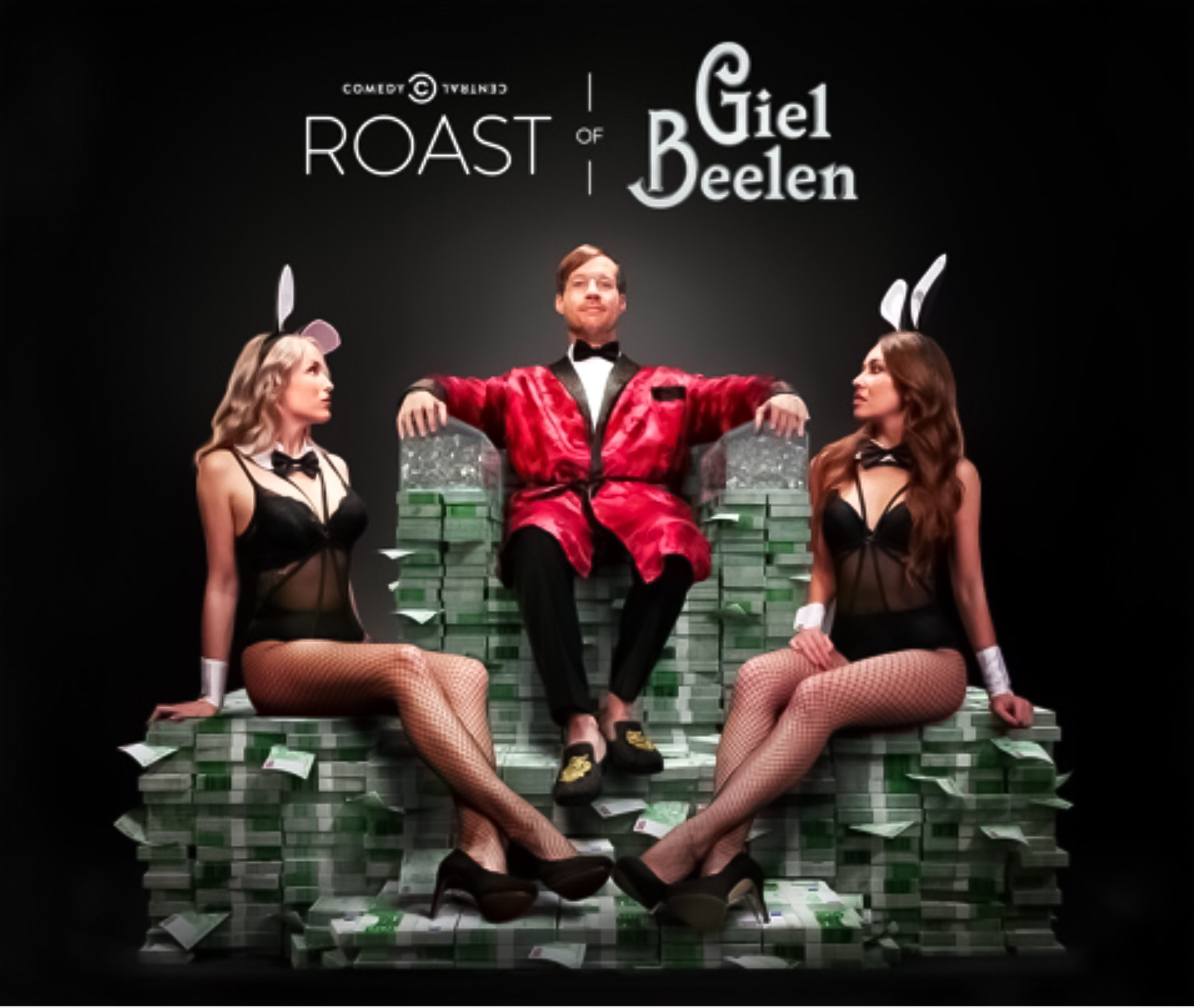 Comedy Central Roast Of Giel Beelen 2017 Imdb