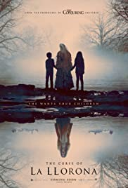 The Curse of La Llorona (2019) Poster - Movie Forum, Cast, Reviews