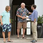 Owen Wilson, Terry Bradshaw, and Ed Helms in Father Figures (2017)