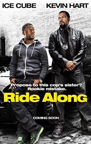 Ride Along (2014) Dual Audio (English+Hindi) BluRay | 480p | 720p