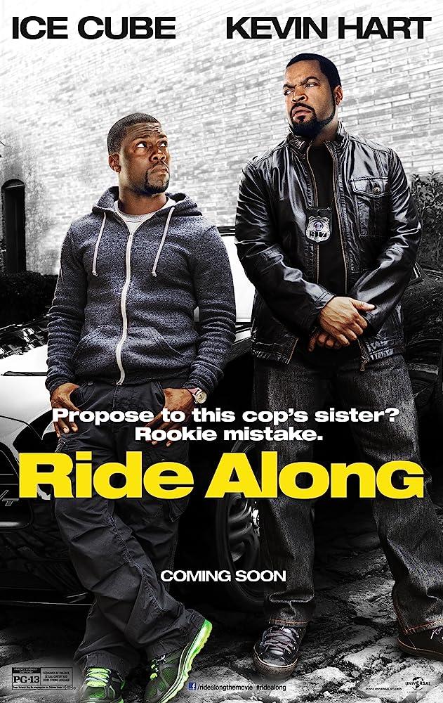 Ride Along (2014) 720p HEVC [Hindi ORG – English] BluRay x265 Esubs