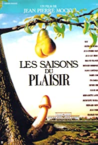 Primary photo for Les saisons du plaisir